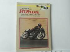 New Sealed Honda 350 550cc Fours 1972 1978 Clymer Service Repair Manual L395