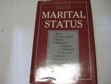 Jewish Marital Status: A Hadassah Study by Carol Diament