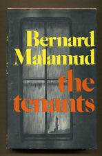 The Tenants by Bernard Malamud - 1971 1st American Edition in Dj