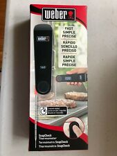 New listing Weber Snapcheck Grilling Thermometer #6753 Sealed! Unopened! New in Box!