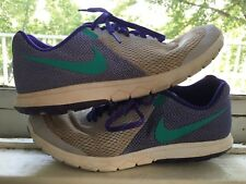 Womens Nike Purple Trail Running Shoes Size 10 Used 844729-500