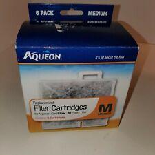 New listing Aqueon Medium Replacement Filter Cartridges – 6 Pack
