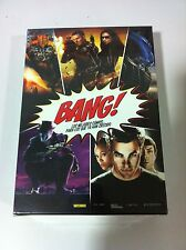 Watchmen + Star Trek + Transformers 1 Y 2 + G.I. Joe CAJA BOX 5 X DVD NEW NUEVA