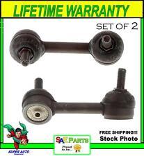 *NEW* SET Heavy Duty K90431 & K90432 Suspension Stabilizer Bar Link Kit Front