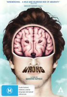 Wrong (DVD) NEW/SEALED