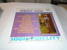 THE UNFORGETTABLE COWBOY COPAS STARDAY RECORDS MONO VINYL LP record   NEW VINYL