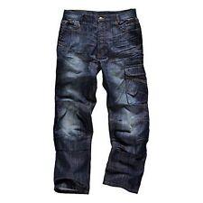 Scruffs T51963 Size 38r Trade Denim Jeans - Blue
