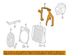 Mercedes MERCEDES-BENZ OEM 07-11 CLS63 AMG Oil Cooler-Mount Bracket 2115042040