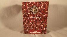 STAR PICS 1991 PRO PROSPECTS-Sealed-BRETT FAVRE ROOKIE-Complete Card Art Set