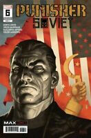 Marvel Comics Punisher Soviet #6 MAX COVER A 1ST PRINT