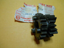 Kawasaki NOS 13130-019 GEAR DRIVE SHAFT 2ND 3RD GEAR Transmission G31M Centurion