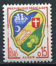 STAMP / TIMBRE FRANCE NEUF N° 1232 ** ALGER / BLASON