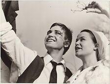FILM MAHLZEITEN 1967 - HEIDI STRO,PETER HOHBERGER FOTOGRAFIA 23,8 X 18,2 CM