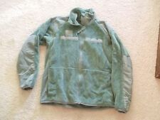 POLARTEC G III ECWCS FLEECE JACKET FOLIAGE SIZE  SMALL - REGULAR