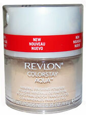 REVLON Colorstay Aqua Mineral Finishing Powder # 030 TRANSLUCENT LIGHT/MEDIUM