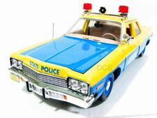 ELITE DODGE 1974 MONACO NEW YORK POLICE 1/18 DIECAST