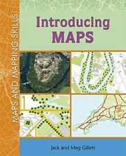 Introducing Maps (Maps and Mapping Skills)-Jack Gillett, Meg Gillett