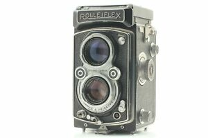 【Exc+5】 Rolleiflex 3.5 A Type1 TLR Tessar 75mm f3.5 T Carl Zeiss Jena From Japan