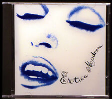 Erotica [Edited] by Madonna (CD, Oct-1992, Warner Bros.)