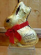 Lindt Gold Bunny Milk Chocolate 3.5 Oz Expires 8/31/2020