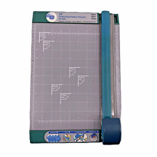 Carl Rt 200 Rotary Trimmer Paper Cutter 12 Paper Photos Scrapbook Home Office