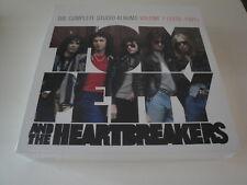 TOM PETTY AND THE HEARTBREAKERS : STUDIO ALBUM VINYLE COLLECTION 1976-1991