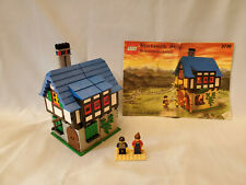 LEGO Castle My Own Creation #3739 Blacksmith Shop - Complete, Instructions, 2002