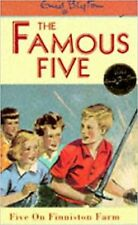Famous Five on Finniston Farm by Enid Blyton (Paperback) New Book