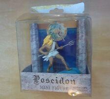 Sababa Toys Mythology Ology World Greek god Poseidon mini figure from 2007