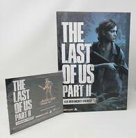 "The Last of Us Part II 2 Ellie Statue 8"" Machete Figure Polyresin Statuette COA"