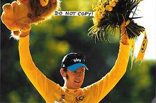9x6 fotografia, Sir Bradley Wiggins Ritratto di Vittoria Tour de France Vincitore 2012