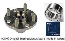 2000-2005 TOYOTA MR2-SPYDER REAR HUB & (OEM) (KOYO) BEARING Kit Assembly