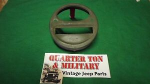 Tail light door service stop Left side NOS WWII Yankee Fits Willys MB GPW   G503