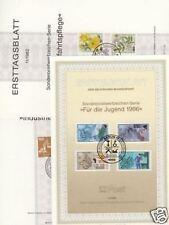 Briefmarken-Ersttagsblätter als Posten & Lots mit Sonderstempel