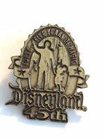 DLR  45th Anniversary Partners Walt Disney Mickey Retired Disney Pin (B9)