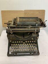 Underwood No. 5 antique Desk Typewriter 1920s To Be Restored