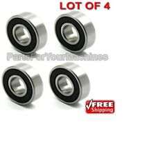 4 Spindle Deck Bearings For Simplicity, Lawnmowers, Repl 1705897, 1666292, 40R