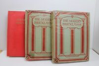 The Modern Bricklayer Set Of 3 Books vol 1, 2, 3 william frost, caxton publisher