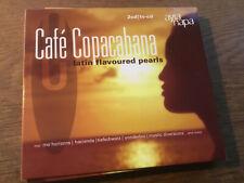 Café Copacabana - Latin Flavoured Pearls [2 CD Album] Mezzoforte Jaffa Yonderboi