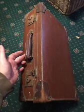 brookfields successors ltd Stafford vintage Suitcase decorative Display Luggage