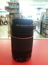 Canon EF 75-300mm f/4-5.6 III Telephoto Zoom Lens for T3i T5 T6 T6i Cameras kp
