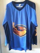 New Atlanta Thrashers Bogosian Winnipeg Jersey Shirt Size L Men  NHL Hockey   CC