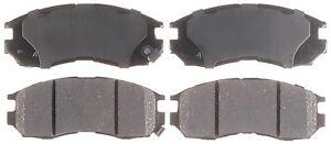 Frt Ceramic Brake Pads  ACDelco Advantage  14D484CH