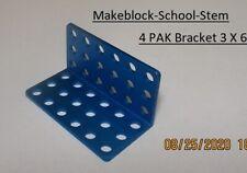 4 Pak 6061 Alluminum Bracket 3 X 6 Open Source 6061 Aluminum 48mm X 26mm