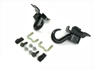 2002-2007 Jeep Liberty FRONT Tow Towing Hooks Kit Set MOPAR GENUINE OE BRAND NEW