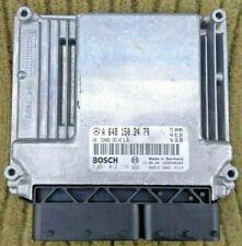 Mercedes W220 S Class S320 CDI Engine Control Unit ECU 6481502479 0281012176