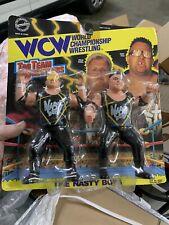 WCW NASTY BOYS TAG TEAM ACTION FIGURE NEW