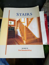 Constructing Staircases Balustrades & Landings and Stairs by Fine Homebuilding