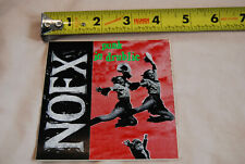 NOFX Punk In Drublic STICKER Decal punk rancid pennywise bad religion epitaph
