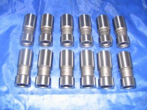 12 Hydraulic Valve Lifters 55 56 57 58 59 Chevy 235 NEW 1955 1956 1957 1958 1959